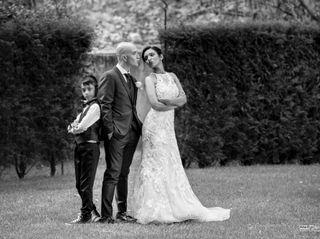 Le nozze di Shanty e Bebbe