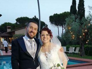 Le nozze di Sara  e Paolo 1