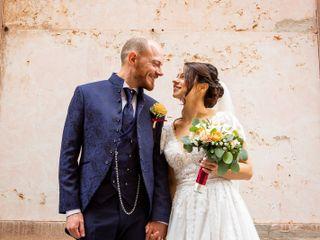 Le nozze di Sabina e Fabio
