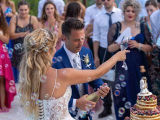 Le nozze di Tiziana e Luca