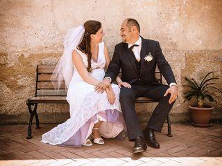 Le nozze di Sabrina e Corrado