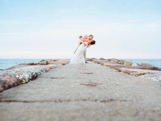 Le nozze di Catia e Davide