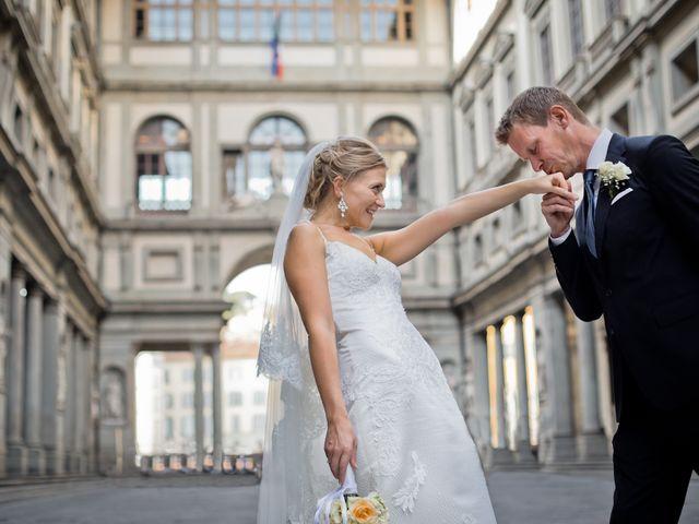 le nozze di Lubomira e Renè