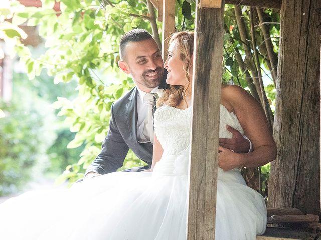 le nozze di Veronica e Matteo