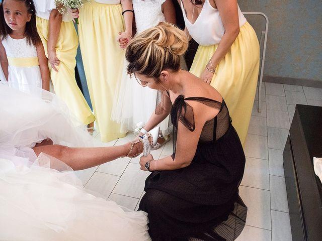 Il matrimonio di Matteo e Veronica a Labico, Roma 18