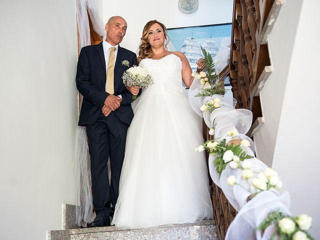 Il matrimonio di Matteo e Veronica a Labico, Roma 22