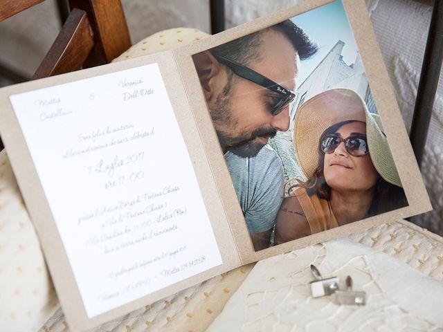 Il matrimonio di Matteo e Veronica a Labico, Roma 24