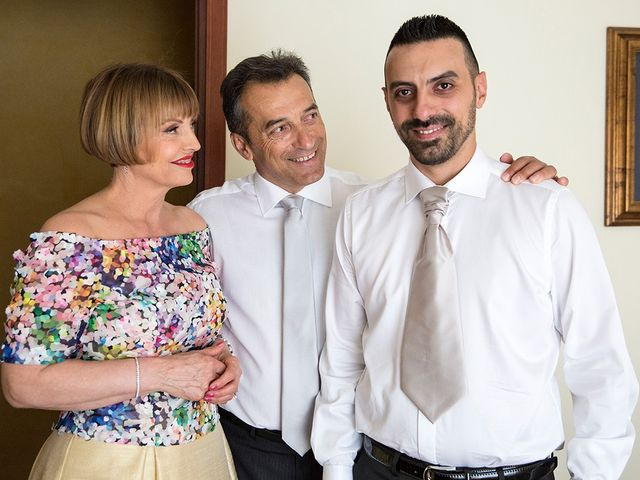 Il matrimonio di Matteo e Veronica a Labico, Roma 25