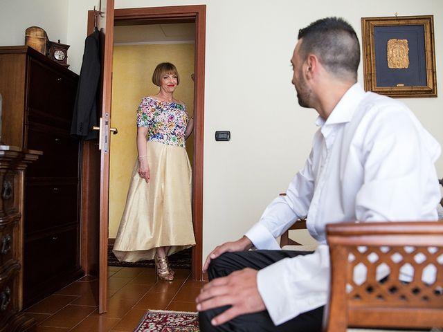 Il matrimonio di Matteo e Veronica a Labico, Roma 26