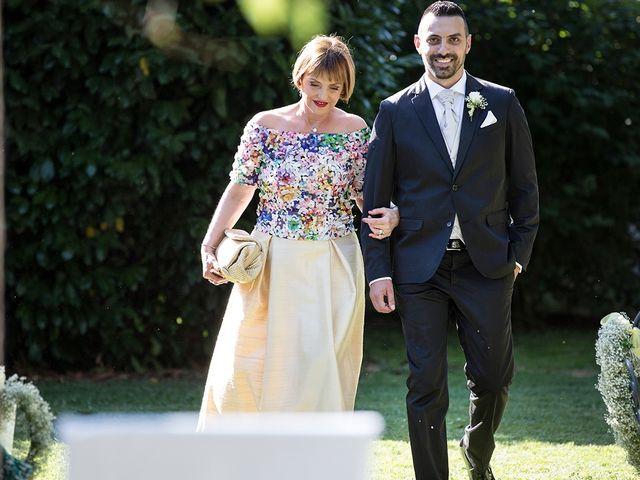 Il matrimonio di Matteo e Veronica a Labico, Roma 38