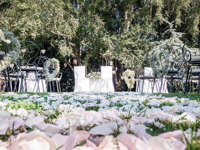 Il matrimonio di Matteo e Veronica a Labico, Roma 39