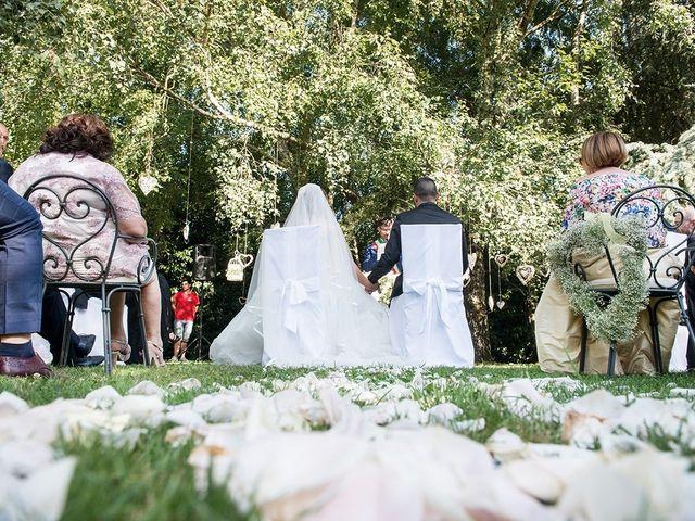 Il matrimonio di Matteo e Veronica a Labico, Roma 49