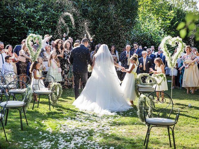 Il matrimonio di Matteo e Veronica a Labico, Roma 53