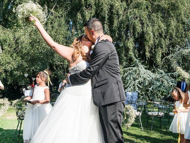 Il matrimonio di Matteo e Veronica a Labico, Roma 54