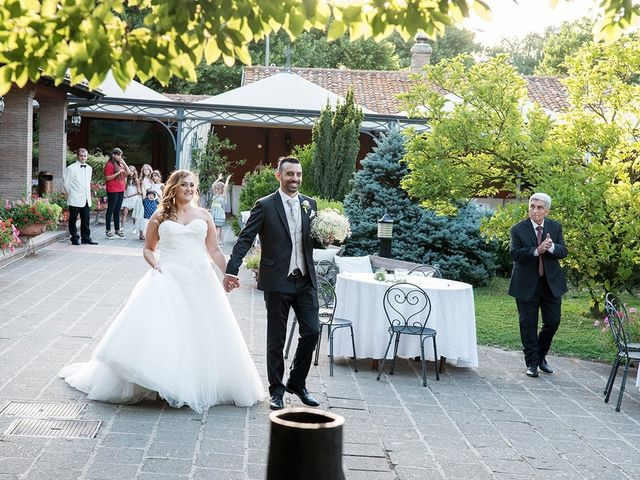 Il matrimonio di Matteo e Veronica a Labico, Roma 61