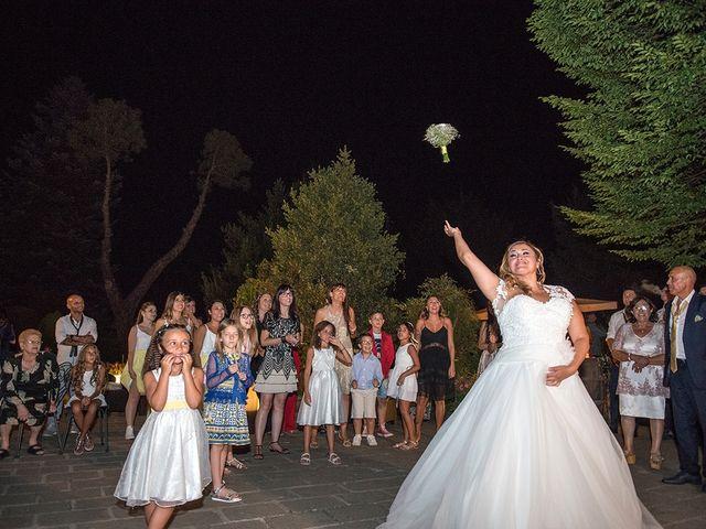 Il matrimonio di Matteo e Veronica a Labico, Roma 72