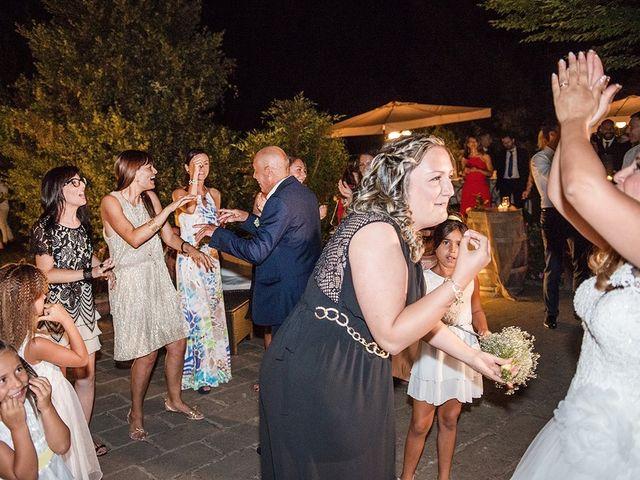 Il matrimonio di Matteo e Veronica a Labico, Roma 73