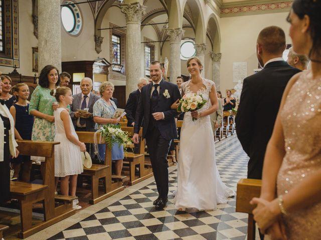 Il matrimonio di Francesco e Valeria a Senago, Milano 24