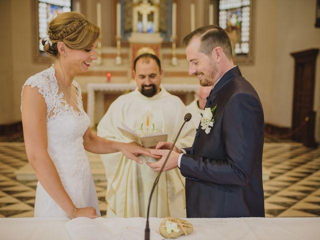 Il matrimonio di Francesco e Valeria a Senago, Milano 28