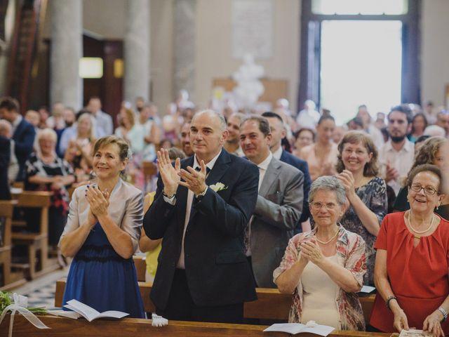 Il matrimonio di Francesco e Valeria a Senago, Milano 31