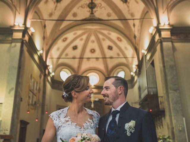 Il matrimonio di Francesco e Valeria a Senago, Milano 32