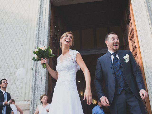 Il matrimonio di Francesco e Valeria a Senago, Milano 33