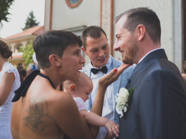 Il matrimonio di Francesco e Valeria a Senago, Milano 36