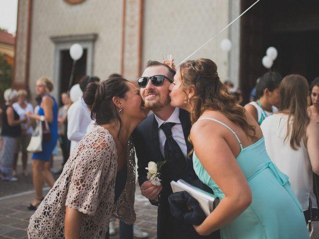 Il matrimonio di Francesco e Valeria a Senago, Milano 40