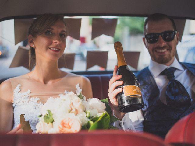 Il matrimonio di Francesco e Valeria a Senago, Milano 44