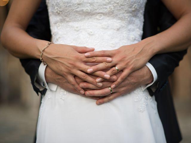 Il matrimonio di Francesco e Valeria a Senago, Milano 73