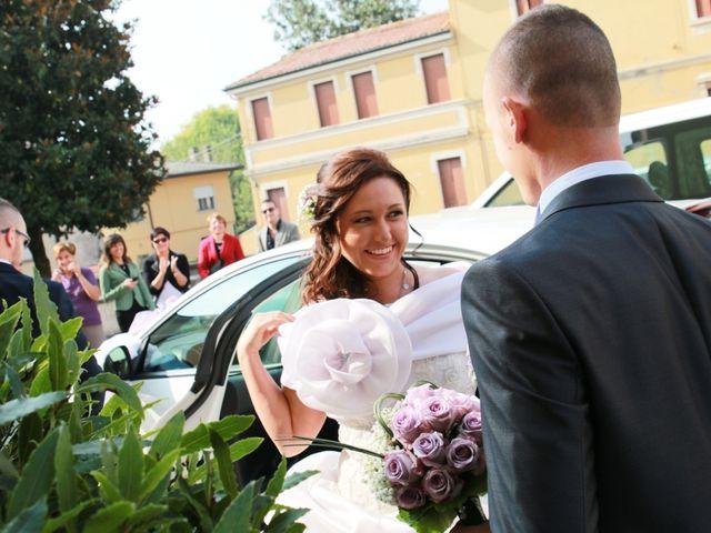 Il matrimonio di Alex e Anna a Costa di Rovigo, Rovigo 10