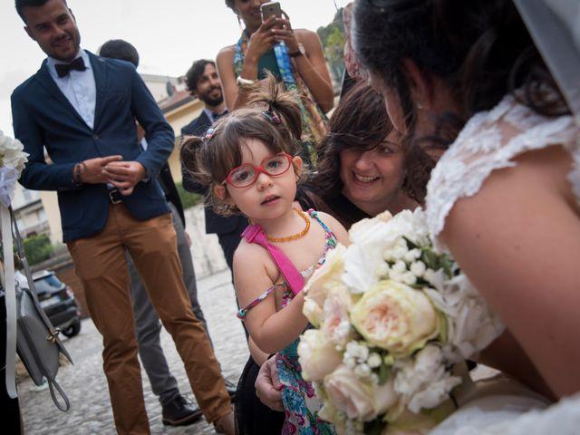 Il matrimonio di Giuseppe e Martina a Prato, Prato 25