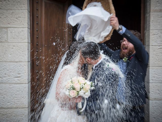 Il matrimonio di Giuseppe e Martina a Prato, Prato 26