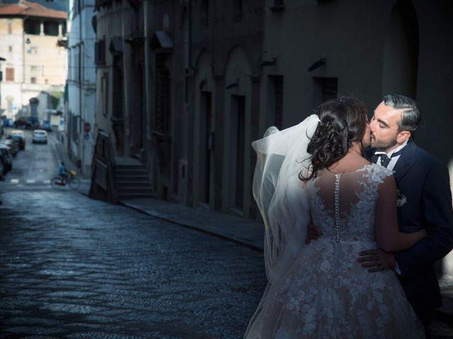 Il matrimonio di Giuseppe e Martina a Prato, Prato 27