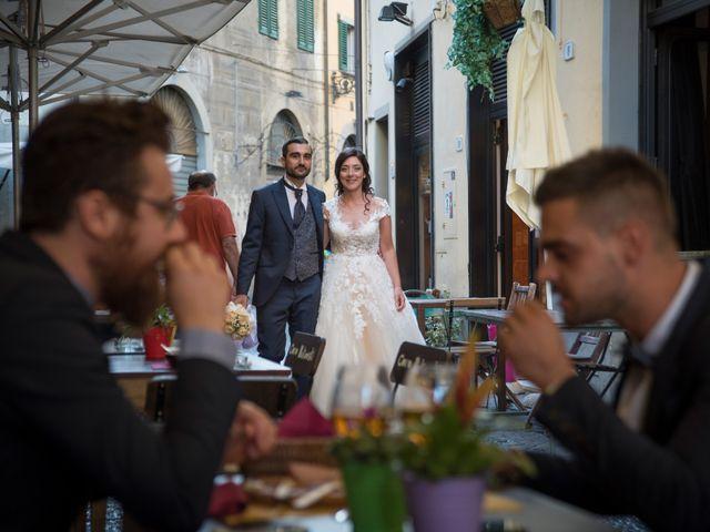 Il matrimonio di Giuseppe e Martina a Prato, Prato 28