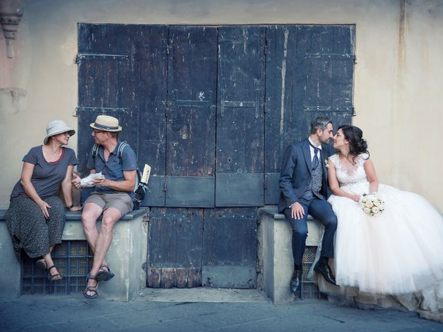 Il matrimonio di Giuseppe e Martina a Prato, Prato 1