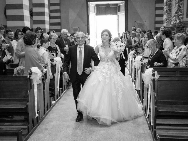 Il matrimonio di Giuseppe e Martina a Prato, Prato 51