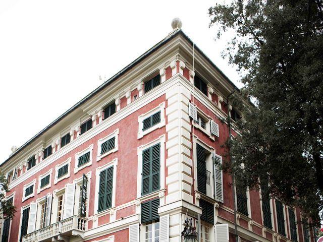 Il matrimonio di Luca e Manuela a Santa Margherita Ligure, Genova 3