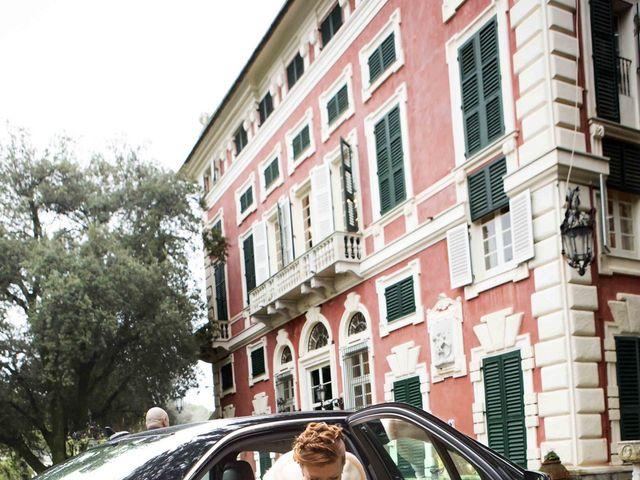 Il matrimonio di Luca e Manuela a Santa Margherita Ligure, Genova 4