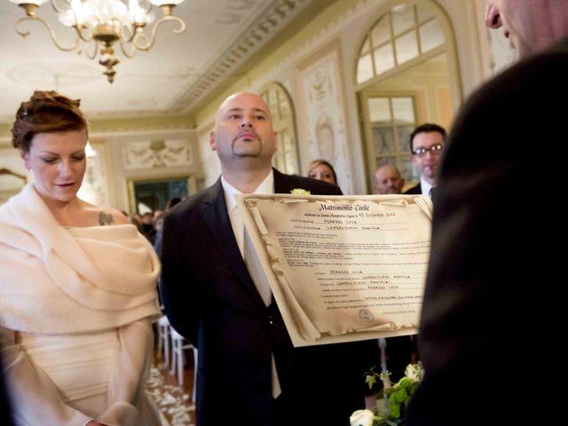 Il matrimonio di Luca e Manuela a Santa Margherita Ligure, Genova 6