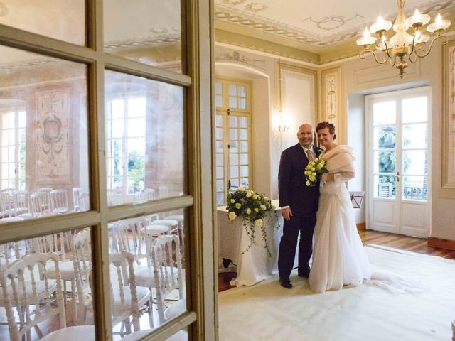 Il matrimonio di Luca e Manuela a Santa Margherita Ligure, Genova 8