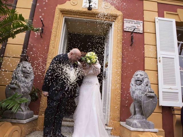 Il matrimonio di Luca e Manuela a Santa Margherita Ligure, Genova 10