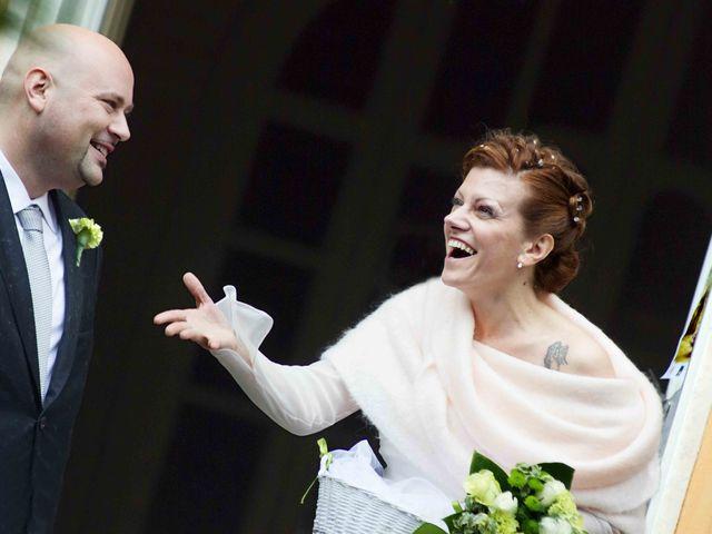 Il matrimonio di Luca e Manuela a Santa Margherita Ligure, Genova 11
