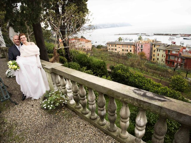 Il matrimonio di Luca e Manuela a Santa Margherita Ligure, Genova 12