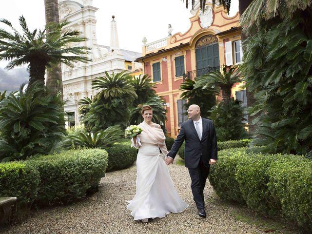 Il matrimonio di Luca e Manuela a Santa Margherita Ligure, Genova 13