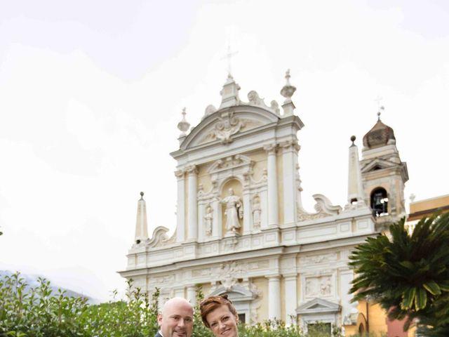Il matrimonio di Luca e Manuela a Santa Margherita Ligure, Genova 14