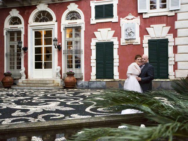 Il matrimonio di Luca e Manuela a Santa Margherita Ligure, Genova 16