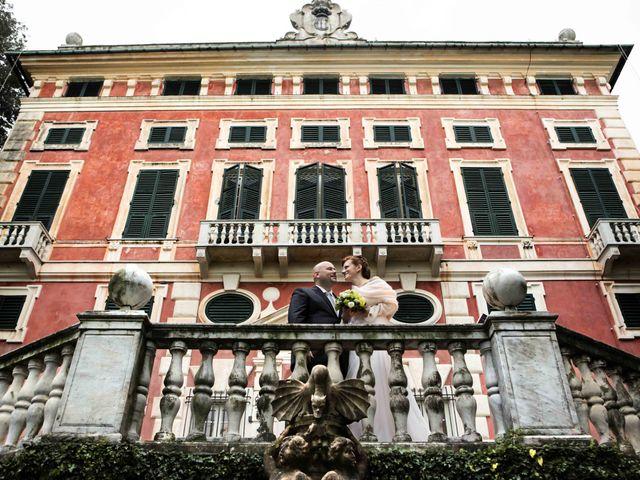 Il matrimonio di Luca e Manuela a Santa Margherita Ligure, Genova 18