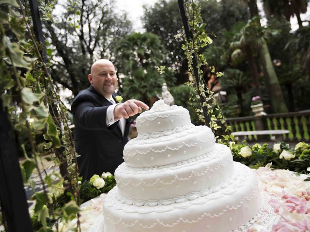 Il matrimonio di Luca e Manuela a Santa Margherita Ligure, Genova 40