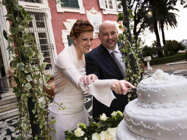 Il matrimonio di Luca e Manuela a Santa Margherita Ligure, Genova 42